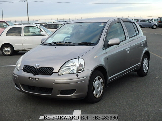 Used 2004 TOYOTA VITZ U L PACKAGECBASCP13 for Sale BF482360  BE