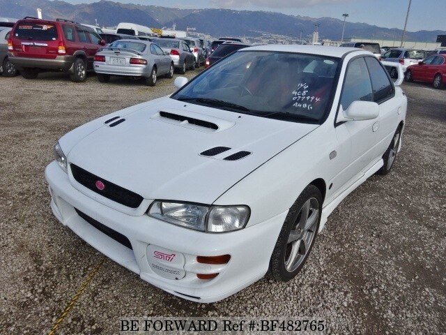Used 1998 SUBARU IMPREZA WRX STI WRX STI VERSION V/GF-GC8 for Sale ...