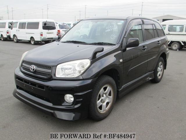used 2005 toyota rav4 j x limited cba zca26w for sale bf484947 be forward. Black Bedroom Furniture Sets. Home Design Ideas
