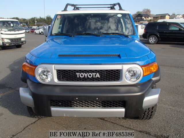 2008 toyota fj cruiser d 39 occasion en promotion bf485386 be forward. Black Bedroom Furniture Sets. Home Design Ideas