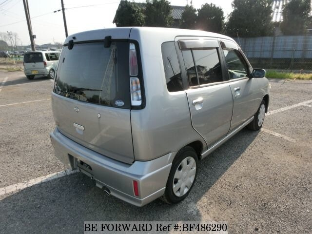 2001 nissan cube ta az10 d 39 occasion en promotion bf486290 be forward. Black Bedroom Furniture Sets. Home Design Ideas