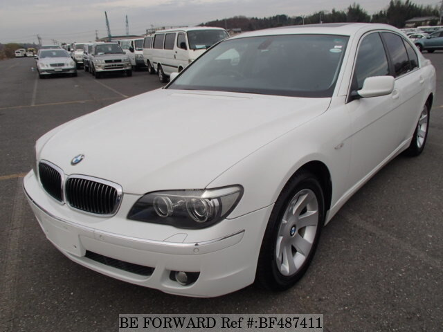 Used 2006 BMW 7 SERIES BF487411 For Sale Image