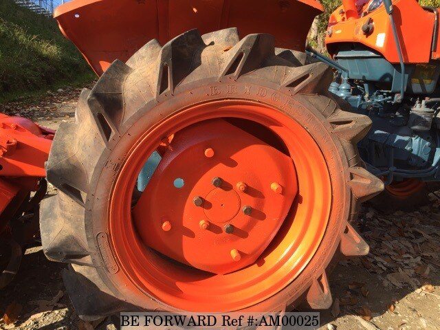 Used 1980 KUBOTA L1500DT L1500DT/15HP-665Hour for Sale