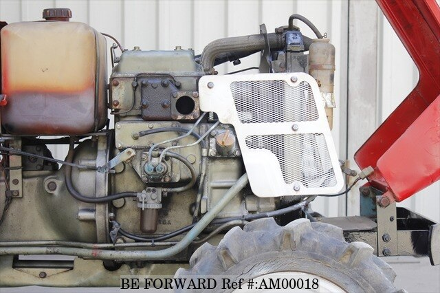 Used YANMAR YM1500 Maintenaced + Brand New Battery!/15HP-4WD-791Hour