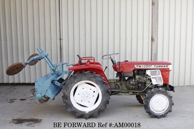 Yanmar Tractor Battery : Yanmar ym maintenaced brand new battery hp wd