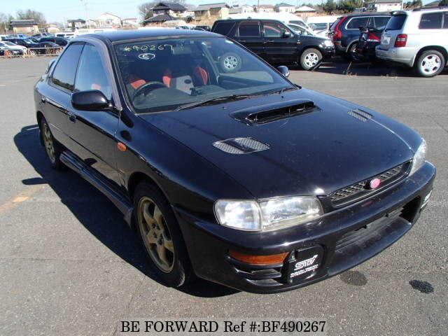 1998 subaru impreza wrx sti wrx sti version e gc8 d 39 occasion bf490267 be forward. Black Bedroom Furniture Sets. Home Design Ideas