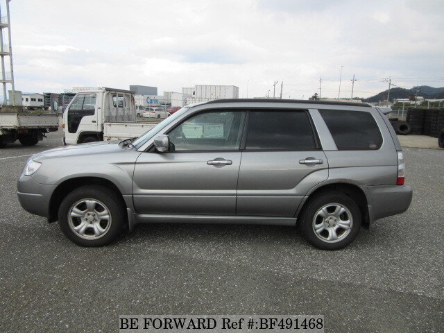 used 2006 subaru forester 2 0x cba sg5 for sale bf491468 be forward. Black Bedroom Furniture Sets. Home Design Ideas