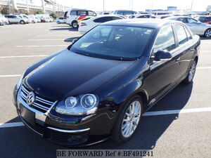 Used 2009 Volkswagen Jetta 2 0 Tsi Sports Line Aba 1kaxx For Sale Bf491241 Be Forward