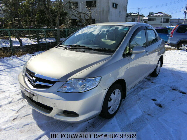 Used 2009 Honda Fit Aria 1 5w Dba Gd8 For Sale Bf492262 Be Forward