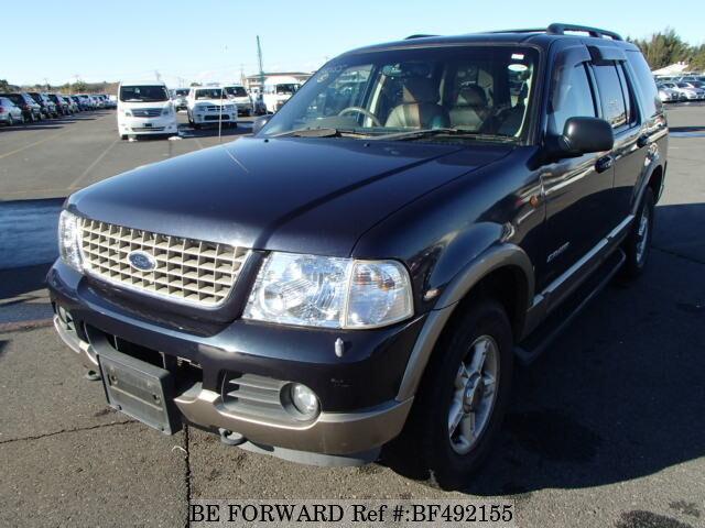Used 2003 Ford Explorer Eddie Bauer Gf 1fmwu74 For Sale Bf492155