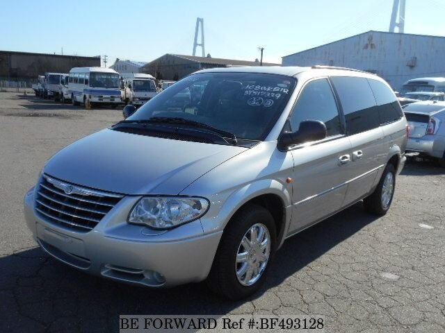 2005 chrysler grand voyager limited awd gh rg33l d 39 occasion en promotion bf493128 be forward. Black Bedroom Furniture Sets. Home Design Ideas