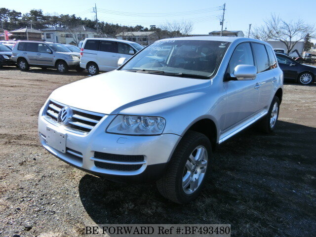 2003 volkswagen touareg v6 gh 7lazzs d 39 occasion en promotion bf493480 be forward. Black Bedroom Furniture Sets. Home Design Ideas