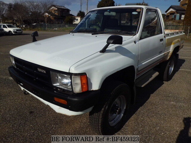 Used 1984 TOYOTA HILUX BF459323 For Sale