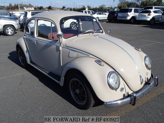 Used 1995 Volkswagen Beetle Bf493927 For Image