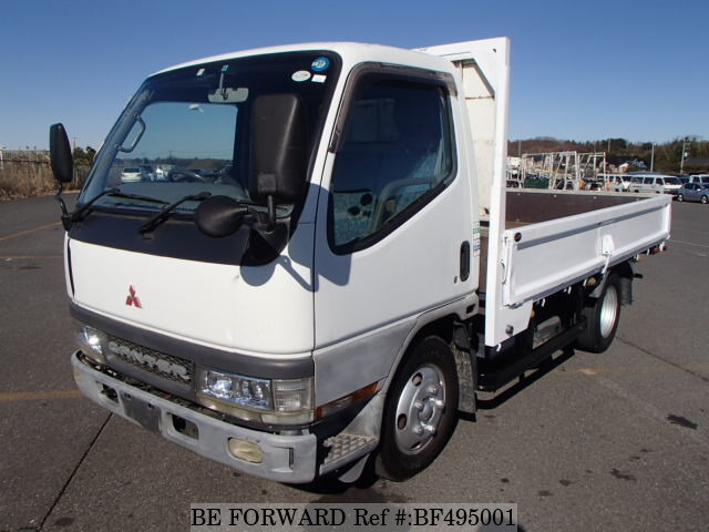 b7373b7ea0 Used 2001 MITSUBISHI CANTER KK-FE53EC for Sale BF495001 - BE FORWARD