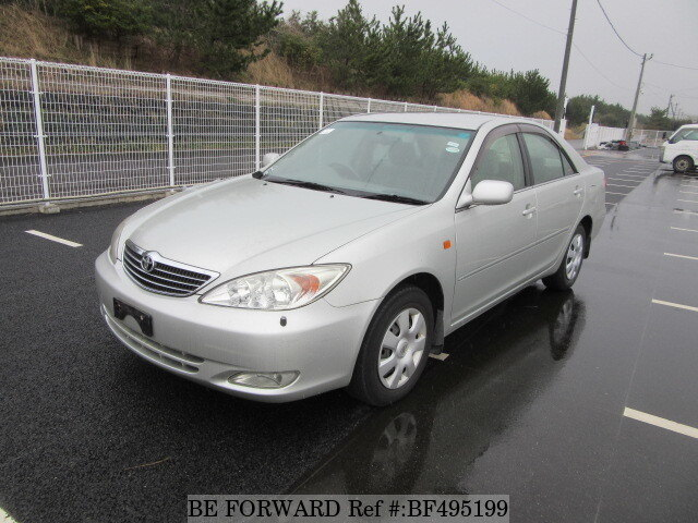 2003 Toyota Camry For Sale >> Used 2003 Toyota Camry 2 4g Ua Acv30 For Sale Bf495199 Be