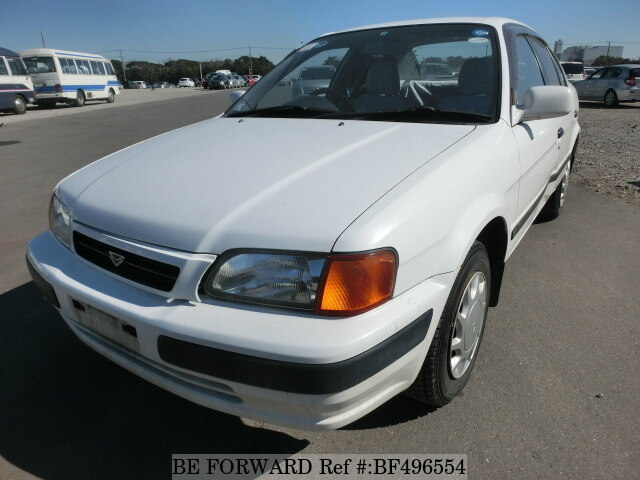 used 1995 toyota tercel joinus e el55 for sale bf496554 be forward used 1995 toyota tercel joinus e el55