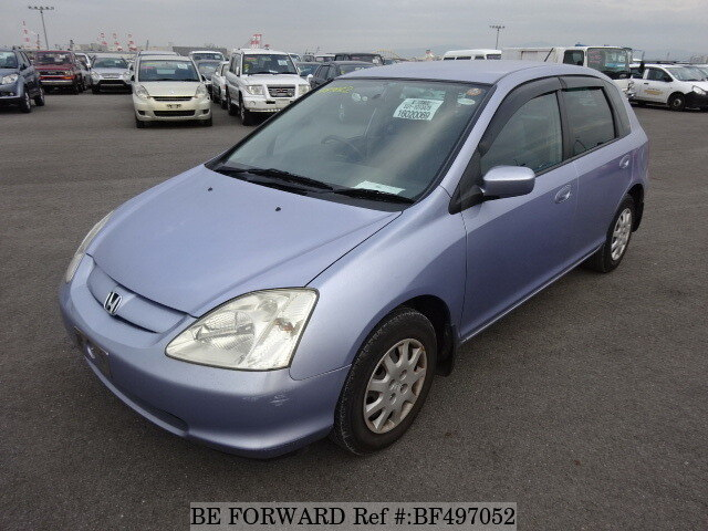 About This 2000 HONDA Civic (Price:$441)