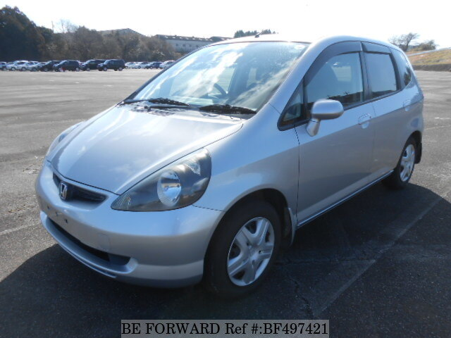Used 2002 honda fit la gd1 for sale bf497421 be forward for 2002 honda accord window off track