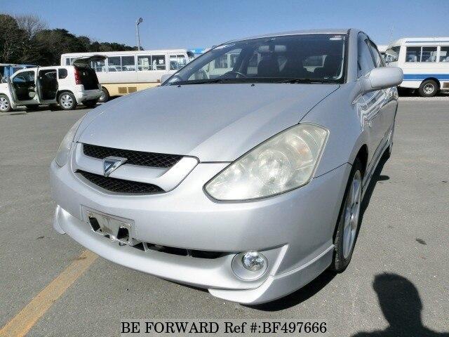 2004 Toyota Caldina Zt Ta Azt241w Usados En Venta Bf497666 Be Forward
