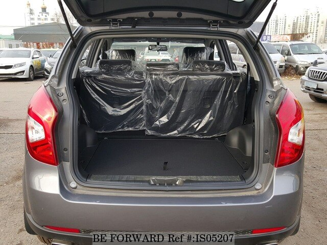 2013 ssangyong korando standard tl5 d 39 occasion en promotion bf502153 be forward. Black Bedroom Furniture Sets. Home Design Ideas