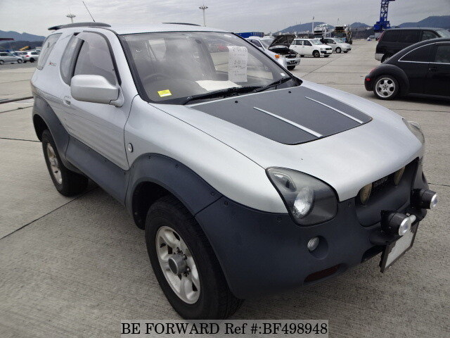 used 1997 isuzu vehicross/e-ugs25dw for sale bf498948 - be forward