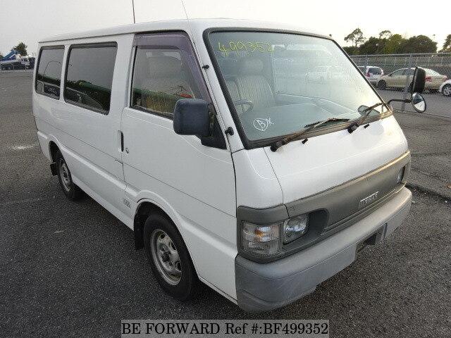 Used 1998 MAZDA BONGO VAN/KB-SS28V for Sale BF499352 - BE FORWARD