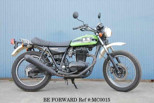 Used 2005 KAWASAKI 250TR/BA-BJ250F for Sale MC0015 - BE FORWARD