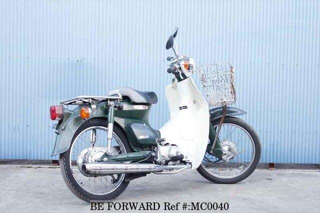 used 2008 honda super cub 50 aa01 for sale mc0040 be forward. Black Bedroom Furniture Sets. Home Design Ideas