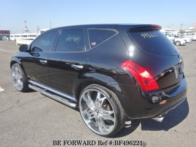 used 2010 nissan murano pz50 for sale bf496221 be forward. Black Bedroom Furniture Sets. Home Design Ideas