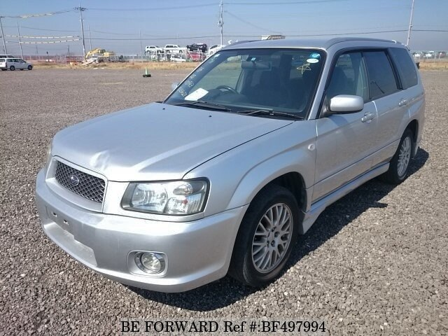 Used 2005 Subaru Forester Cross Sports Alphata Sg5 For Sale
