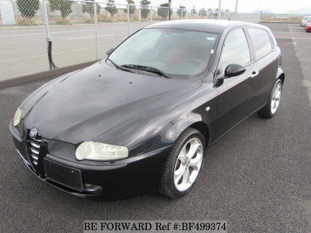 Used 2004 ALFA ROMEO 147 BF499374 for Sale