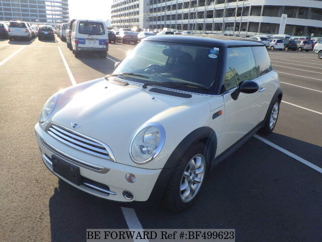 Used 2005 Bmw Mini Bf499623 For Image