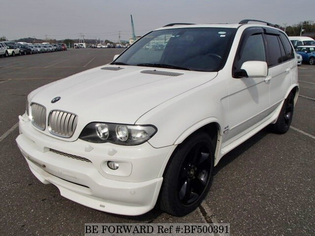 Used 2004 BMW X5 4.4I SPORTS PACKAGE/GH-FB44N for Sale BF500391 - BE ...