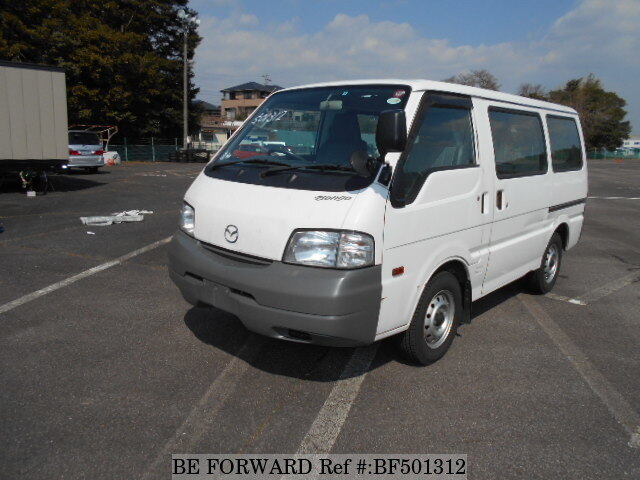 2017 Mazda Bongo Van