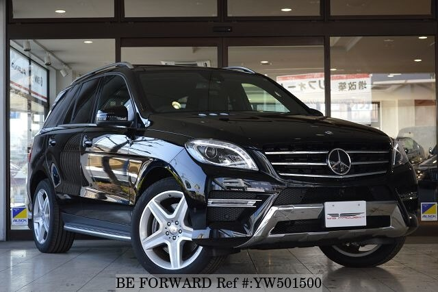 Used 2016 Mercedes Benz M Cl Yw501500 For Image