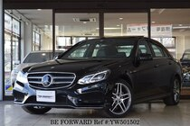 Used 2016 MERCEDES-BENZ E-CLASS YW501502 for Sale for Sale