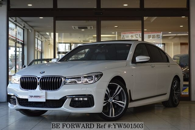 Used 2015 BMW 7 SERIES 740I M SPORT/- for Sale YW501503 - BE FORWARD