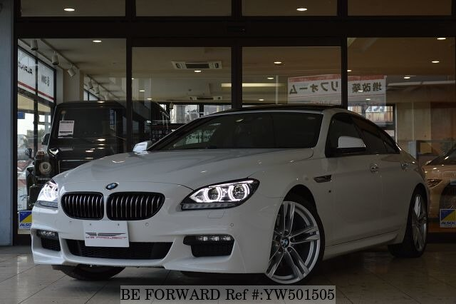 Used BMW SERIES I GRAN COUPE For Sale YW BE - 640i bmw 2014