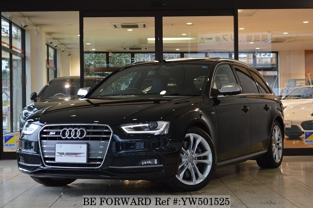 used 2012 audi s4 avant for sale yw501525 be forward. Black Bedroom Furniture Sets. Home Design Ideas