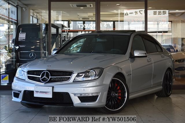 Used 2012 Mercedes Benz C Class C63 Amg Performance