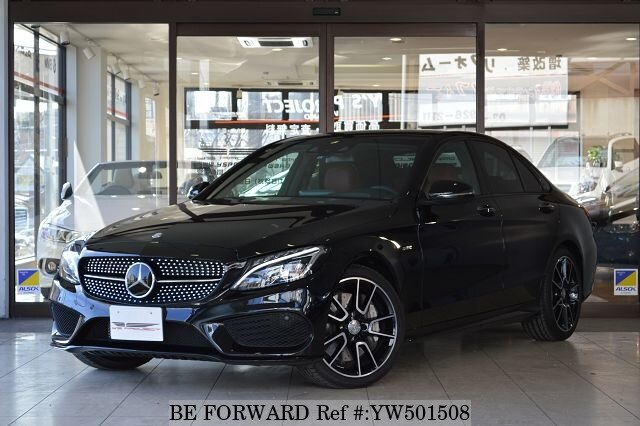 used 2015 mercedes benz c class c450 amg 4matic for sale yw501508 be forward. Black Bedroom Furniture Sets. Home Design Ideas