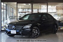 Used 2015 MERCEDES-BENZ C-CLASS YW501508 for Sale for Sale