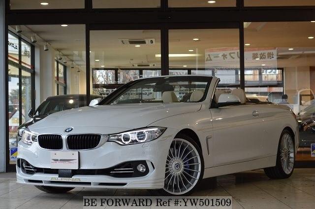 Used BMW ALPINA B BITURBO CABRIO For Sale YW BE FORWARD - Used bmw alpina