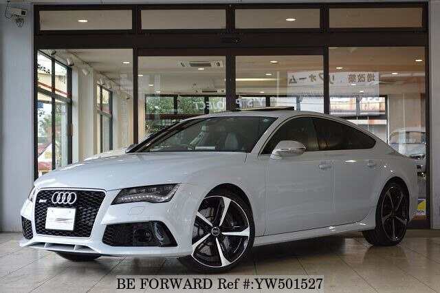Used 2014 Audi Rs7 Sportback For Sale Yw501527 Be Forward
