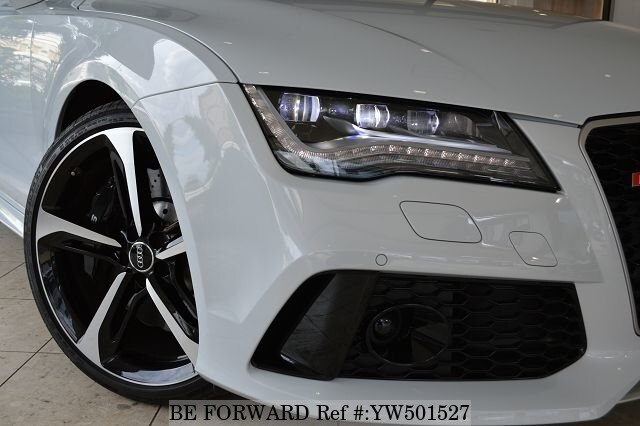 Used AUDI RS SPORTBACK For Sale YW BE FORWARD - Audi rs7 for sale