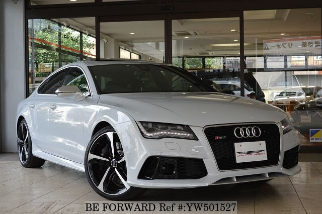 used 2014 audi rs7 sportback for sale yw501527 be forward. Black Bedroom Furniture Sets. Home Design Ideas