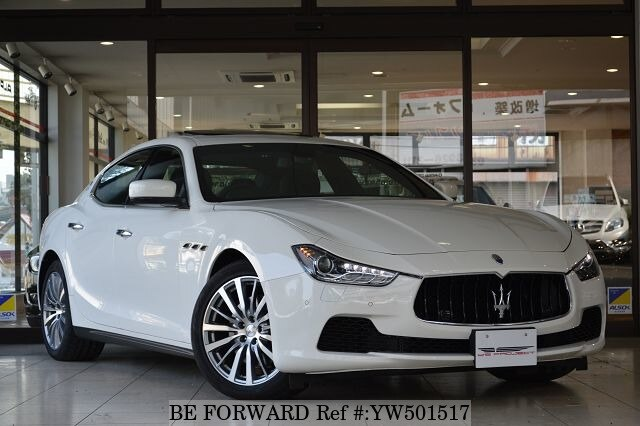 2015 maserati ghibli d 39 occasion en promotion yw501517 be forward. Black Bedroom Furniture Sets. Home Design Ideas