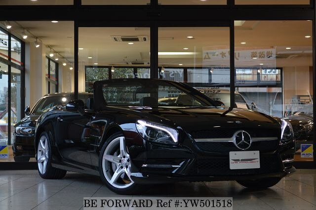 ... Used 2015 MERCEDES BENZ SL CLASS YW501518 For Sale Imagem ...