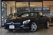Used 2015 MERCEDES-BENZ SL-CLASS YW501518 for Sale for Sale